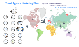 Travel Agency Marketing Plan
