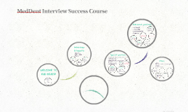 MedDent Interview Success Course