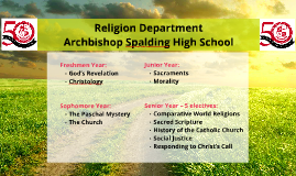 Religion Department