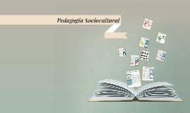 pedagogia Sociocultural