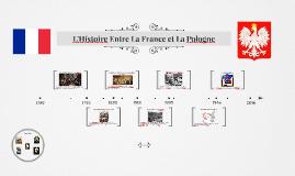 L'Histoire Entre La France et La Pologne