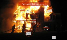 Fahrenheit 451: Allusions