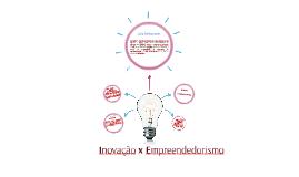 Inovação x Empreendedorismo