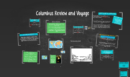 Columbus Review and Voyage