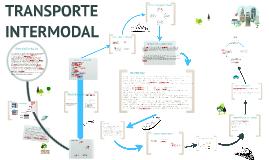 Copy of TRANSPORTE INTERMODAL