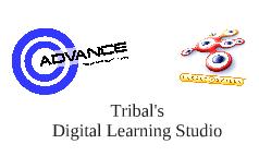 Tribal's Digital Learning Studio