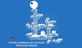 Teorias e Saberes do Currículo