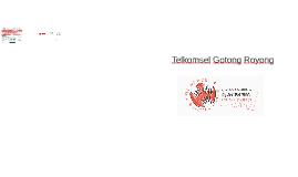 Telkomsel Gotong Royong