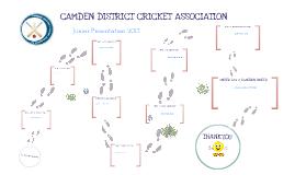 CDCA Junior Cricket Presentation