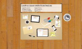 Construcciones sintácticas básicas