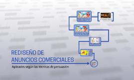 REDISEÑO DE ANUNCIOS COMERCIALES
