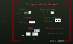 Copy of The Rhetoric of Visuals