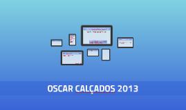 OsCaR cAlCaDoS 2013