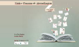 Visão e Processo de Aprendizagem