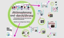 Copy of Aktionsplanung und -durchführung