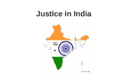 Justice in India