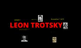Copy of Leon Trotsky