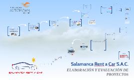Salamanca Rent a Car S.A.C.