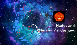 welcome to my Prezi about space