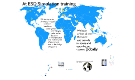 ESD on the Map Australia Prezi