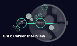 GSD: Career Interview