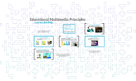 Educational Multimedia Principles