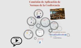 Comisión de Aplicación de Normas