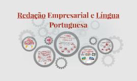 Copy of Redação e Língua Portuguesa