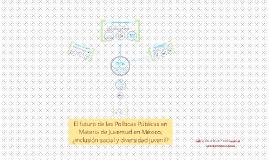 El Futuro de las Políticas Públicas en Materia de Juventud en México