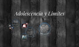 Adolescencia y Limites