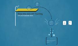 CRT Teaching - ELA Summer 2014