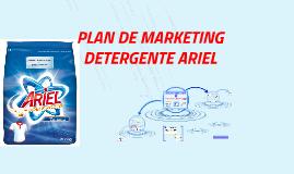 Copy of PLAN DE MARKETING DETERGENTE ARIEL