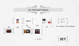 On Demand Society