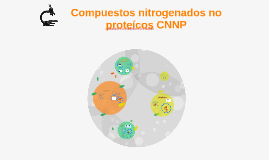 Copy of Compuestos nitrogenados no proteícos CNNP
