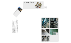 materialität