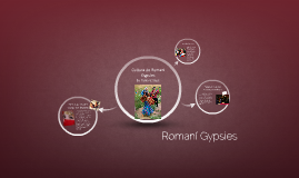 Cultura de Romani Gypsies