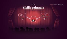 Sicilia - La cultura