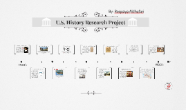 U.S. History Research Project