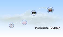 Motocicleta TOSHIBA