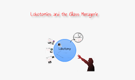 Lobotomy and its relation to the Glass Menagerie