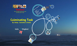 International Business Culminating Task Assignment