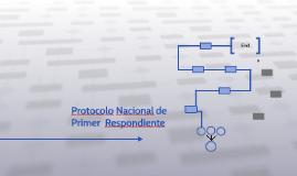 Protocolo Nacional de PRimer  Respondiente