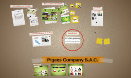 Pigees Company S.A.C.