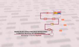 PROYECTO DE CÓDIGO PROCESAL MODELO PARA LA JUSTICIA NO PENAL