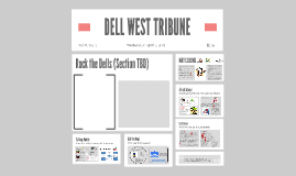 DELL WEST TRIBUNE