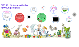CFC 21 : Science activities for young children