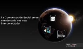 Copy of Cíclo interminable de la información