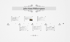 John Knox Witherspoon