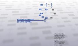MANZANAS MARTIN CONTRA ESPAÑA