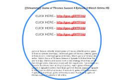 game of thrones watch onlin